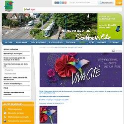 Site officiel de la mairie de Sotteville-Les-Rouen