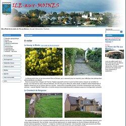 Site officiel de la mairie de l'Ile aux Moines - Tourisme