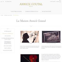 Site officiel de la Maison Annick Goutal et boutique en ligne.