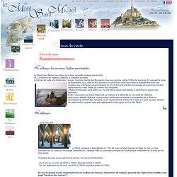 Site officiel de l'office de tourisme du mont saint michel