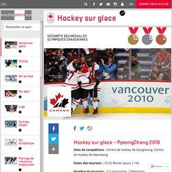 Site officiel du Comité olympique canadien