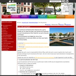 [Site Officiel de Ramonville Saint-Agne] - www.mairie-ramonville.fr