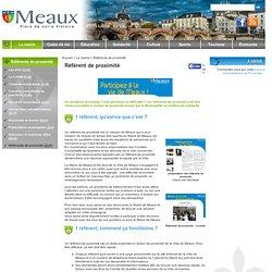 Site officiel de la ville de Meaux : Référents de proximité