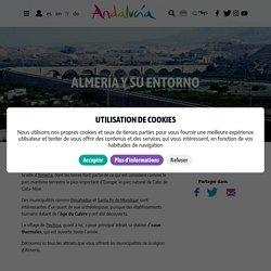 Almería y su Entorno - Site officiel de tourisme d'Andalousie