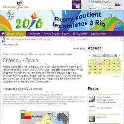 Site officiel de la ville de Rosny-sous-Bois (Seine-Saint-Denis)