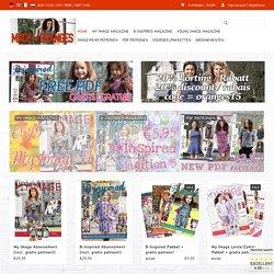 Made by Oranges - Officiële webshop voor de zelfmaakmodebladen My Image & B-Inspired - Made by Oranges
