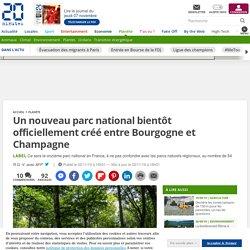 Un nouveau parc national bientôt officiellement créé entre Bourgogne et Champagne