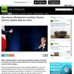 Le mendiant de la politique française qui dépense sans compter quelque soit le poste qu'il occupe demande encore l'aumône