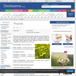 Pissenlit (Taraxacum officinale ) : propriétés, bienfaits de cette plante en phytothérapie