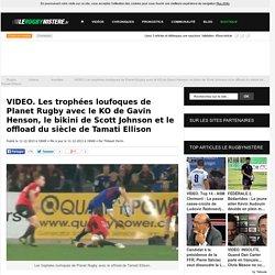 Le offload du siècle de Tamati Ellison oscarisé par Planet Rugby