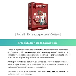 PV OFFRE FORMATION HYPNOSE AUTO HYPNOSE