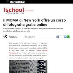 Il MOMA di New York offre un corso di fotografia gratis online