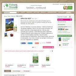 Offre lot 4221 (Rhodiola rosea ) : Offres lots