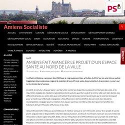 Une offre de santé au Nord d'Amiens