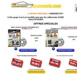 offre spéciale cd rom