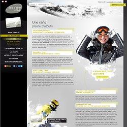 Ski a la carte, vos offres et avantages ski pour les stations des Alpes