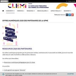 Offre numérique SPME