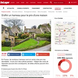 S'offrir un hameau pour le prix d'une maison