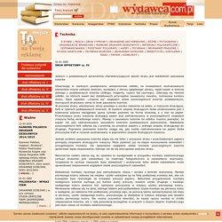 DRUK OFFSETOWY cz. IV