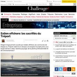 Eolien offshore: les sacrifiés du Tréport