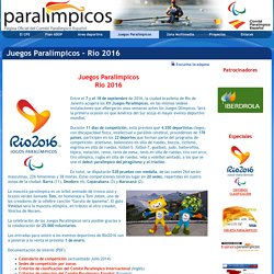 Página Oficial del Comité Paralímpico Español