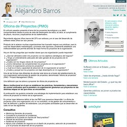 Oficina de Proyectos (PMO)