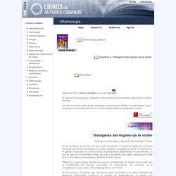 Oftalmología pediátrica: Capítulo 3. Ontogenia del órgano de la visión