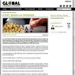 OGM, la fin du bluff