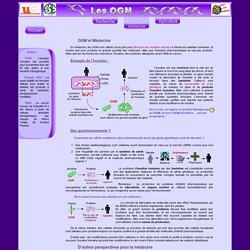 10 OGM et médecine