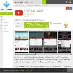 OGYouTube v10.45.53 pour Android - Télécharger