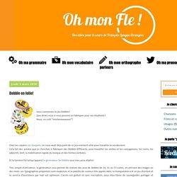 Oh mon Fle !: Dobble en folie!