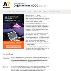 Ohjelmoinnin MOOC - Scala 2014