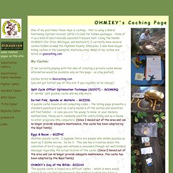 OHMIKY's cache page