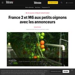 France 2 et M6 aux petits oignons avec les annonceurs - Télévision