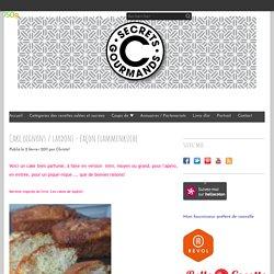 Cake oignons / lardons - façon flammenküche