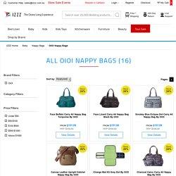 OiOi Nappy Bags