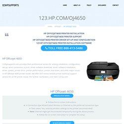 123.hp.com/oj4650 - HP Officejet 4650 Install & Setup