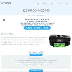 123.hp.com/oj5740 - HP Officejet 5740 Install & Setup