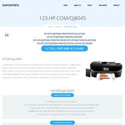 123.hp.com/oj8045 - HP Officejet 8045 Install & Setup
