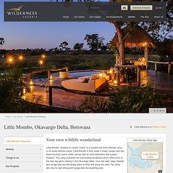 Little Mombo, Moremi, Okavango Delta, Botswana