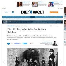 Die okkultistische Seite des Dritten Reiches