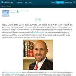 Probate Attorneys in Oklahoma City