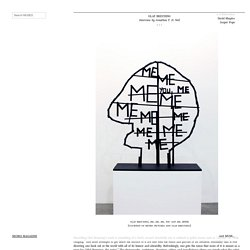OLAF BREUNING - MUSEO