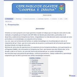 "Olavide ""Coopera e Innova"""