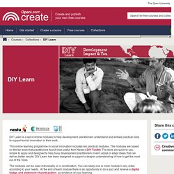 OLCreate: DIY Learn