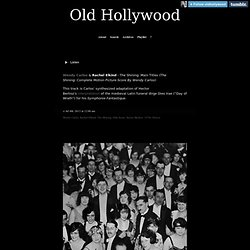 Old Hollywood : 1 of 155