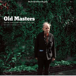 Old Masters at the Top of Their Game