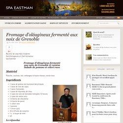 Fromage d'oléagineux fermenté aux noix de Grenoble