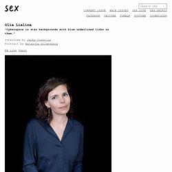 Olia Lialina - Sex Magazine