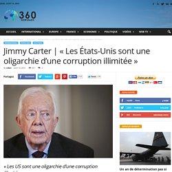 Les États-Unis sont une oligarchie d'une corruption illimitée